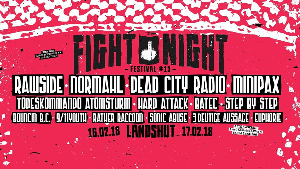 2018 02 16 / 17 fight night festival