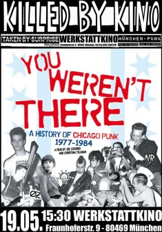 KILLED BY KINO: You Weren't There – A History Of Chicago Punk 1977-1984