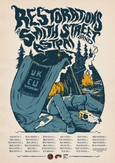 RESTORATIONS + THE SMITH STREET BAND + ASTPAI