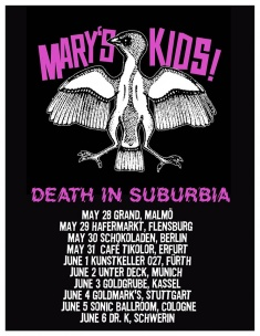MARY'S KIDS + ELECTRIC LOVE + SONIC ABUSE