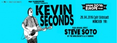 Kevin Seconds - SINGER OF 7 SECONDS (Acoustic) vs. Steve Soto @ Südstadt