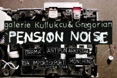 TRRMA', Antifun Arkestra - Pension Noise @ Import Export