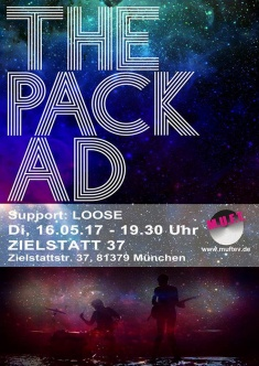 THE PACK A.D., LOOSE @ Zielstatt 37