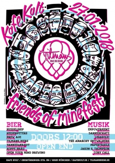 Friends of mine Fest @ Kafe Kult