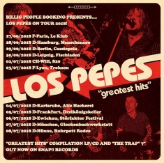 Los Pepes, We Outspoken, Land Of Sex & Glory @ Glockenbachwerkstatt