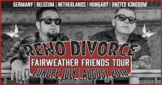 Reno Divorce, Little Teeth, V8wankers @ Glockenbachwerkstatt